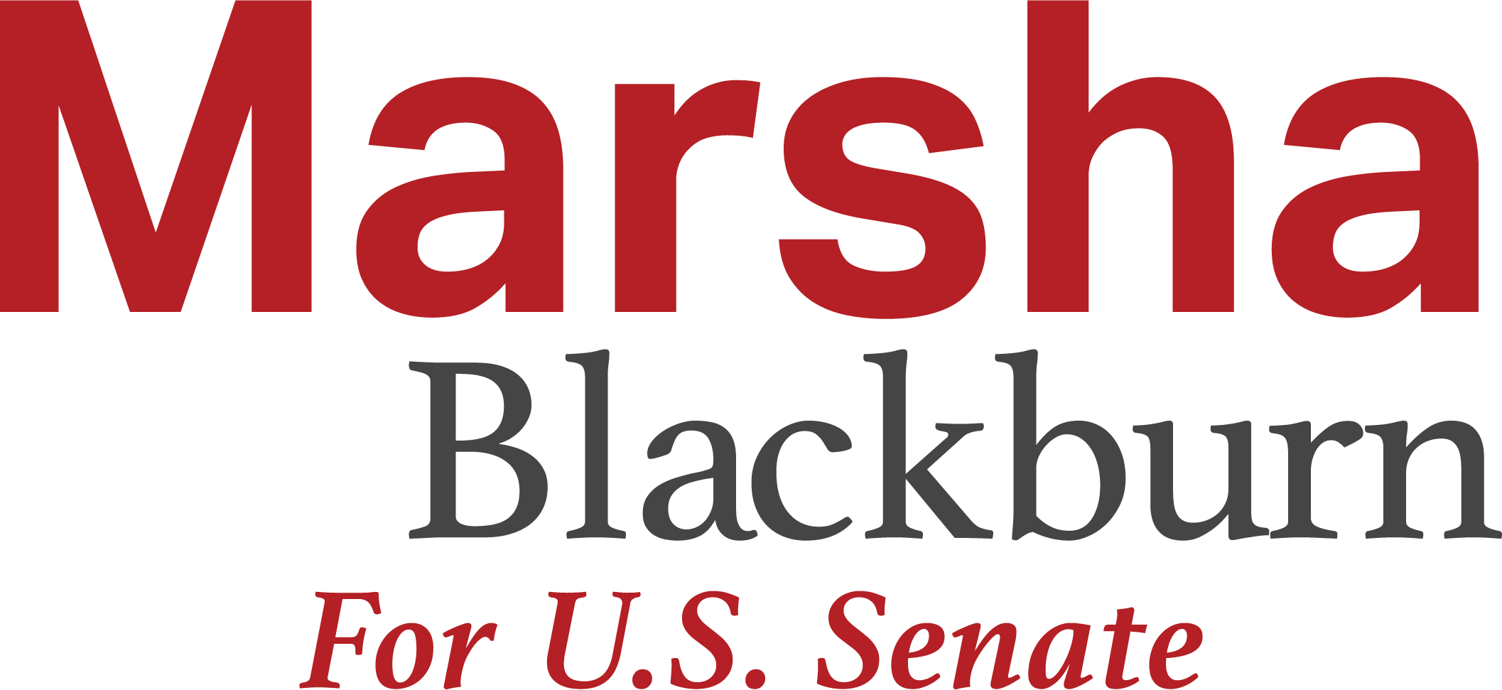 Marsha Blackburn for U.S. Senate